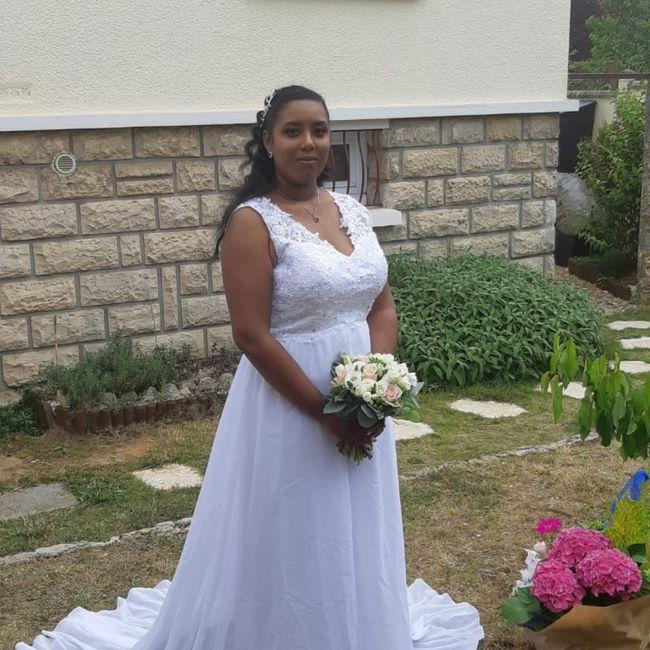 Montrez moi vos tenues (mariage civil) 1