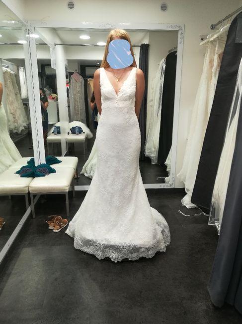 Sous vêtements mariée - 1
