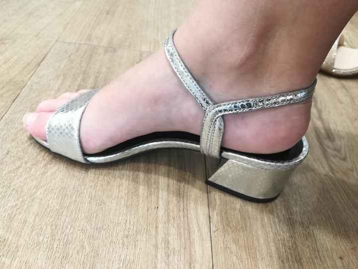 Quelles paires de sandales pour le jour de mon mariage? 4