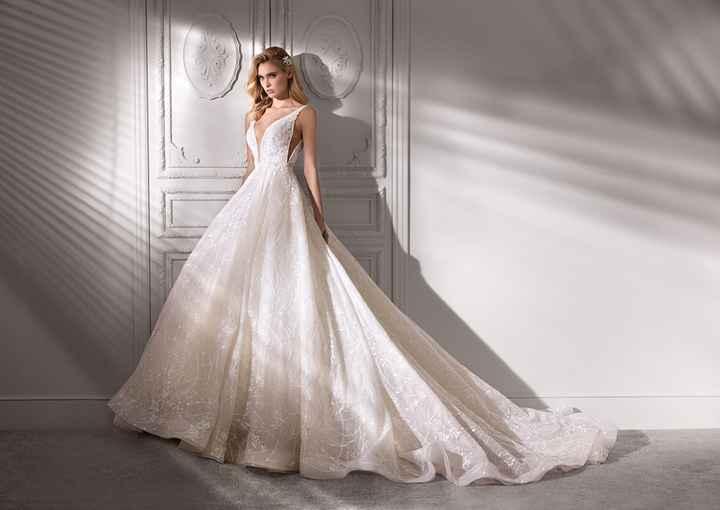 Robes de princesse à Paris - 1