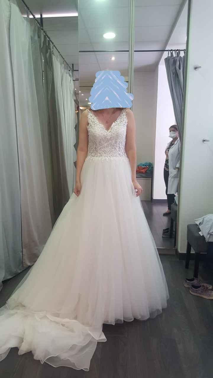 Avis robe de mariée - 3
