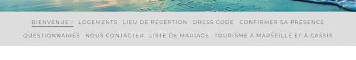 Google form ou site mariage.net - 1