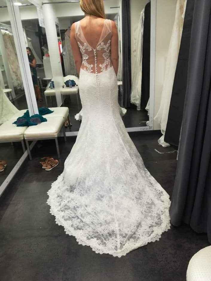 Robe de mariée - 2