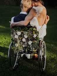 Déco fauteuil roulant - 1