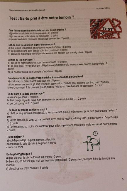 page 5 le test