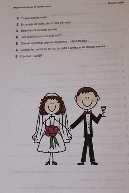 page 16 le jour du mariage suite