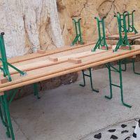 Idée pour décorer les pieds des bancs - 2