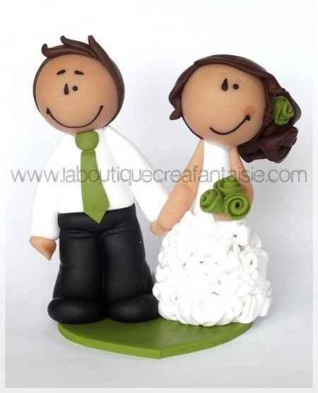 Figurine de WeddingCake