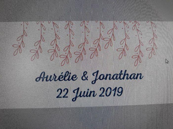 Choix des ronds de serviettes. - 2