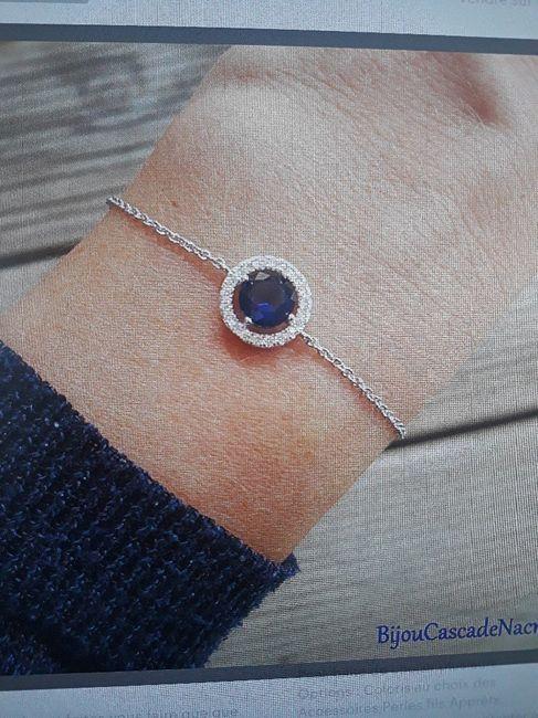Le choix du bracelet. - 2