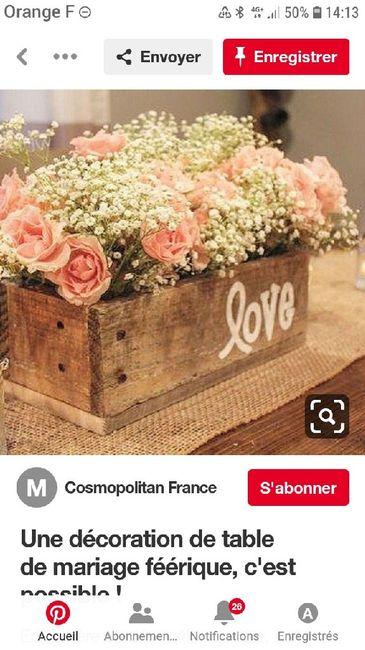 Mes idées fleurs ❤ - 7