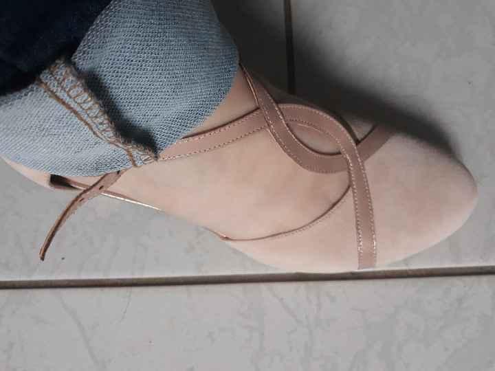 Chaussures trouvées ❤ - 1