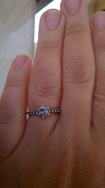 Bague de fiançailles : Avec ou Sans diamant ? 6