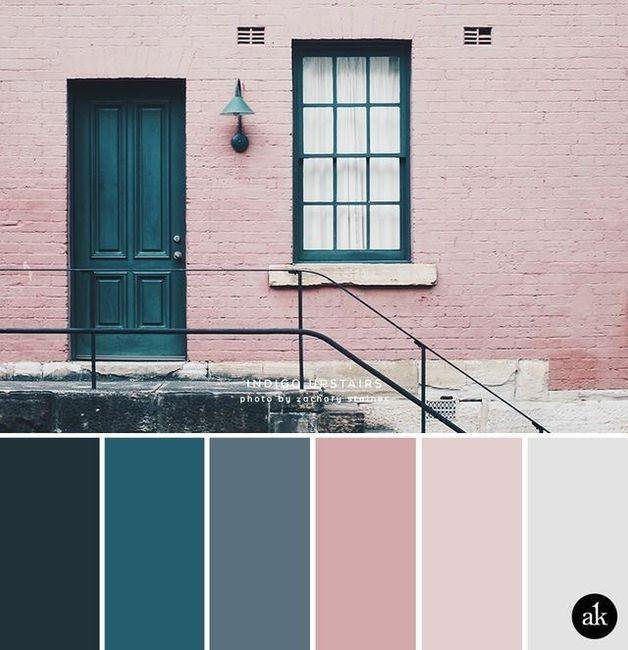 Changement De Palette Couleur Avec Thème Inchangé Décoration