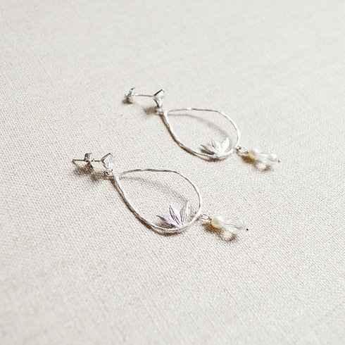 Boucles d'oreilles Les tites Lillis