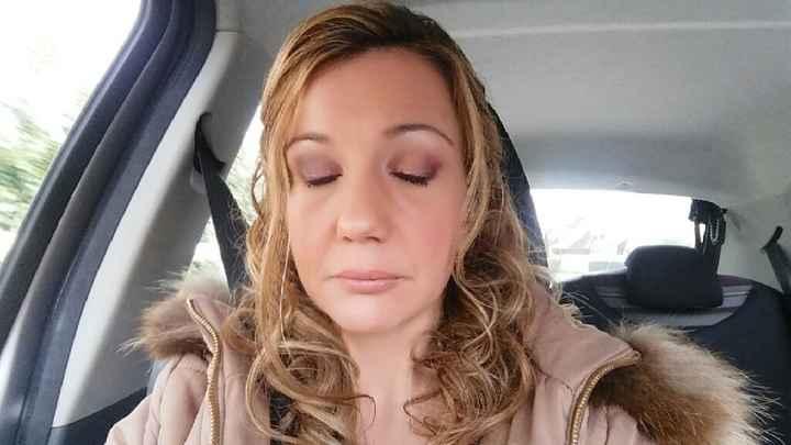 Essais maquillage coiffure et robe! - 4