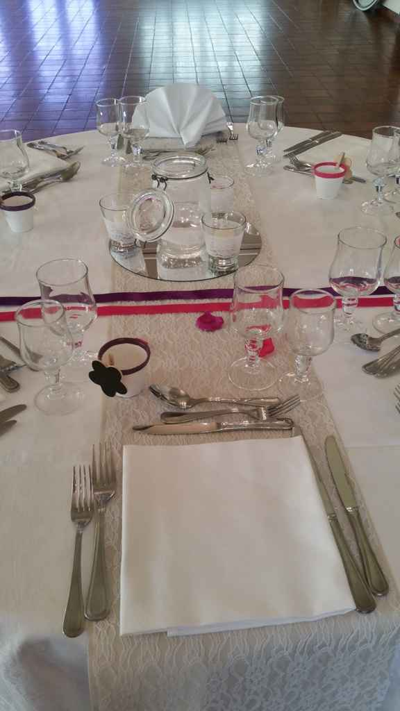 Rubans table rondes - 1