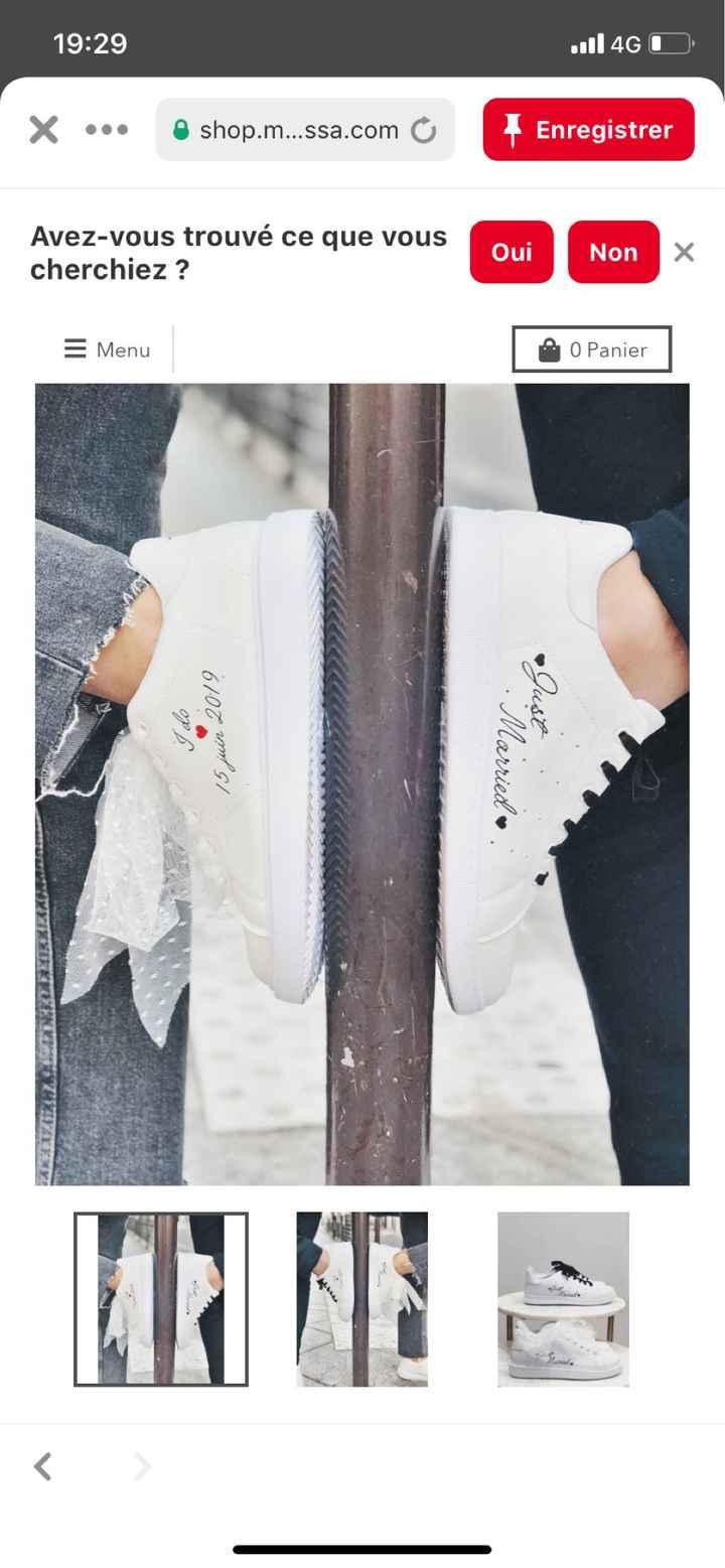 Comment sont / seront vos chaussures? - 1