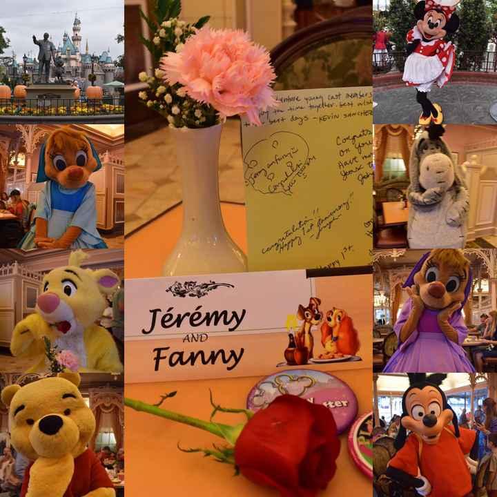 Retour sur notre voyage de noces, dernière partie: Disneyland Resort, Las Vegas & Los Angeles - 1