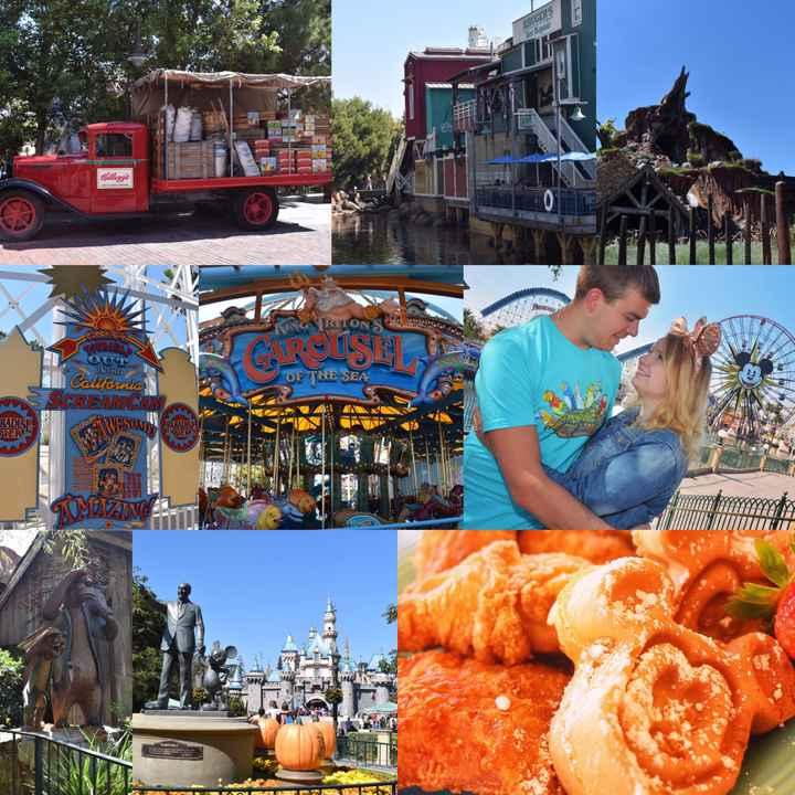 Retour sur notre voyage de noces, dernière partie: Disneyland Resort, Las Vegas & Los Angeles - 9