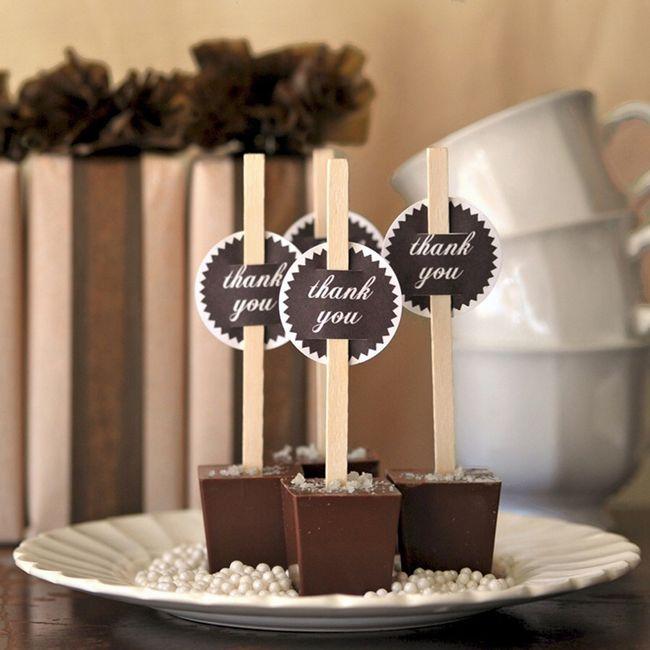 Idées pour mariage theme chocolat?? - 14