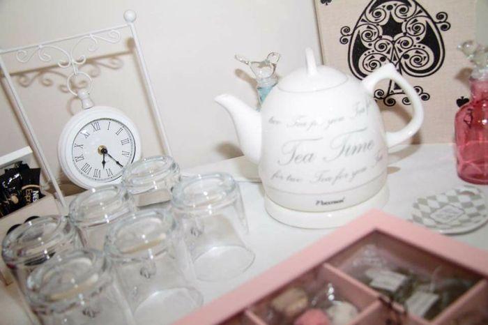 Bar à thé ? - 1