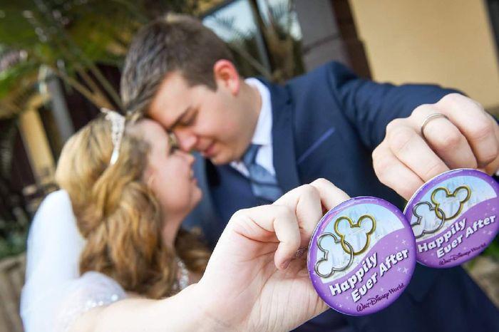 Bonne ou mauvaise idée : un mariage à Disneyland ! - 1