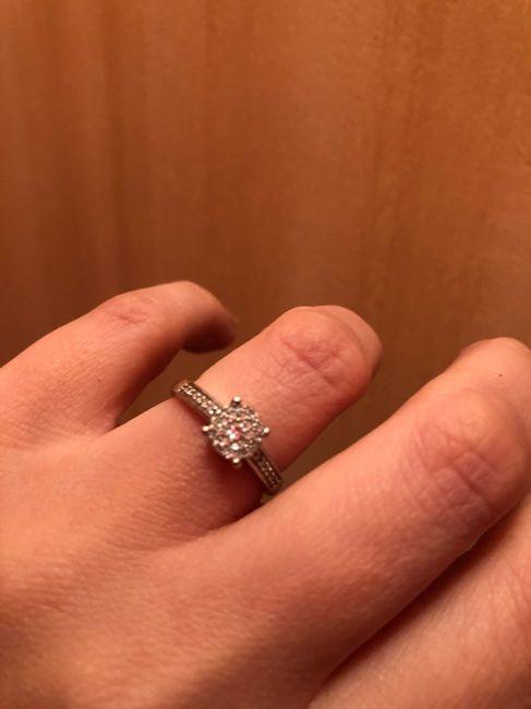 Bague de fiançailles : Avec ou Sans diamant ? 17