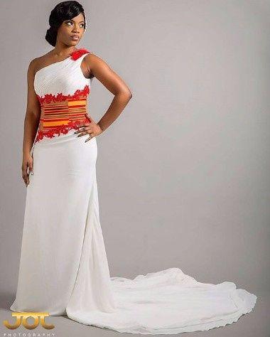 inspiration africaine la robe de mari e mode nuptiale forum. Black Bedroom Furniture Sets. Home Design Ideas