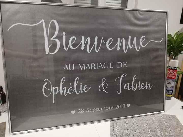 Mariage 28.09.2019 💍 - 1
