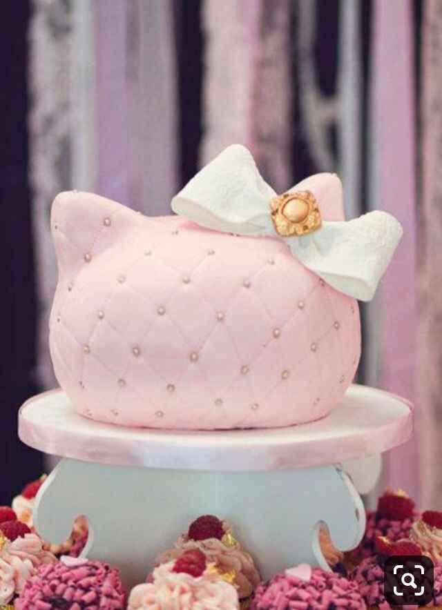 Mariage Hello Kitty - 2