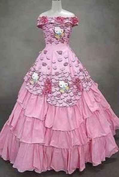 Mariage Hello Kitty - 3