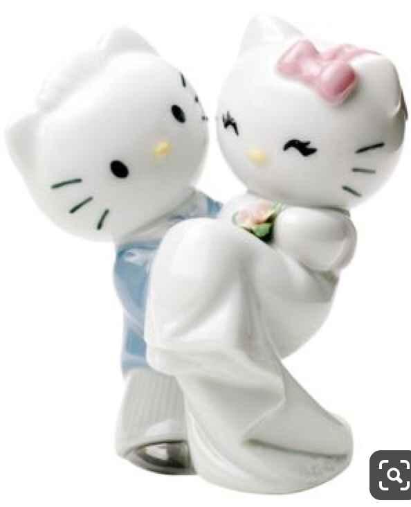 Mariage Hello Kitty - 4