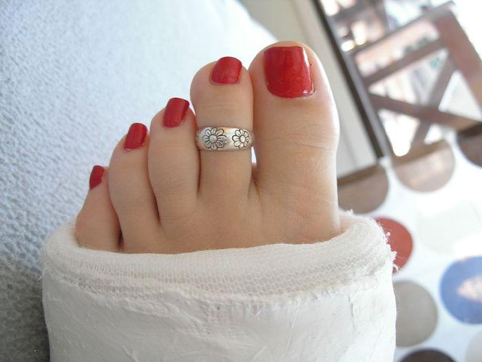 mes orteils