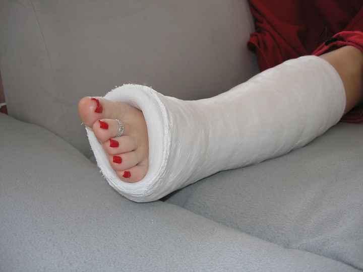 ma jambe