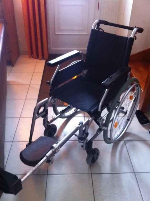 ma chaise roulante