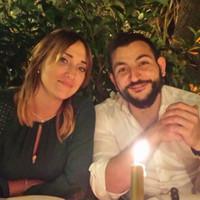 Cynthia & Abdallah