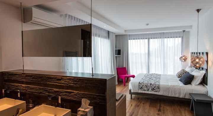 Hôtel version maquis - Santa Manza 04