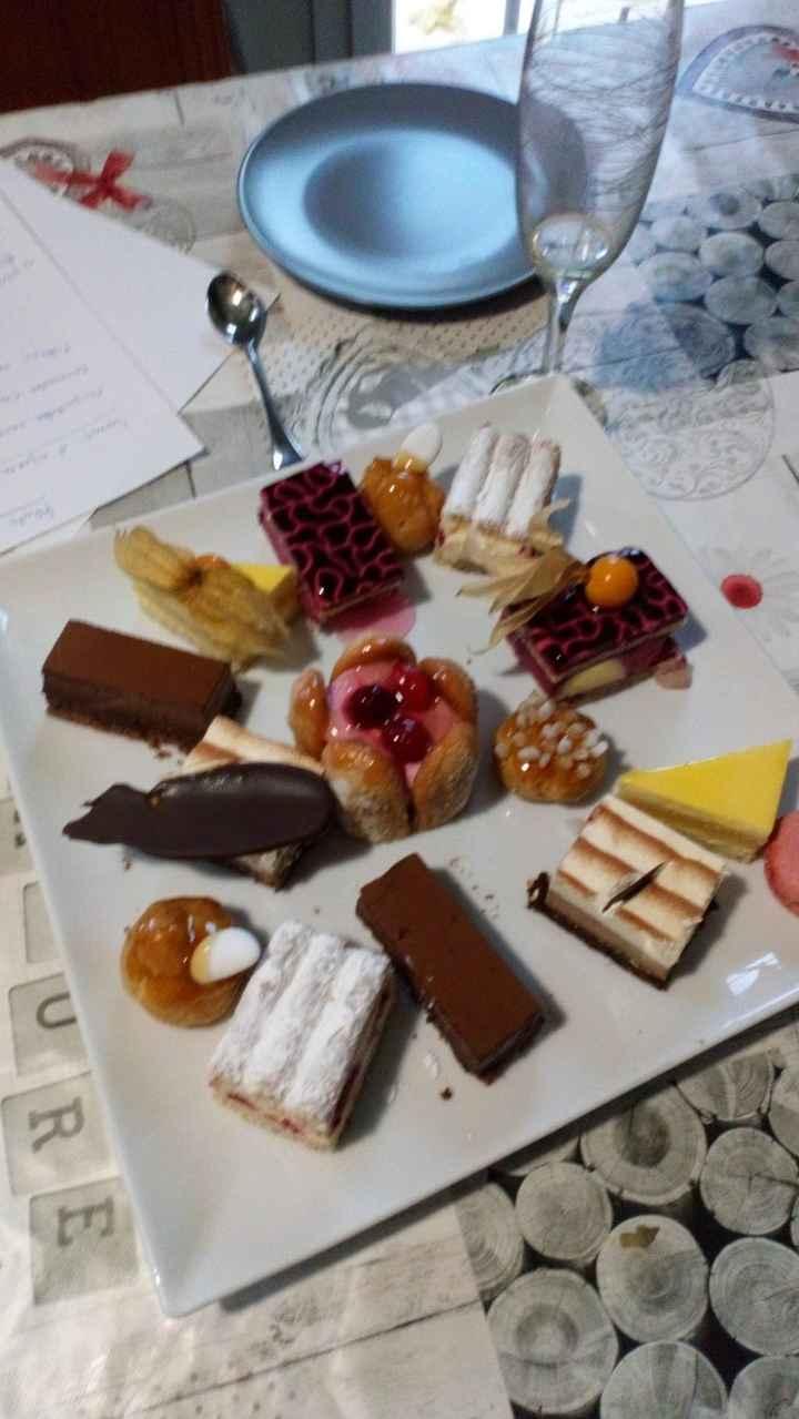 Les dessers !