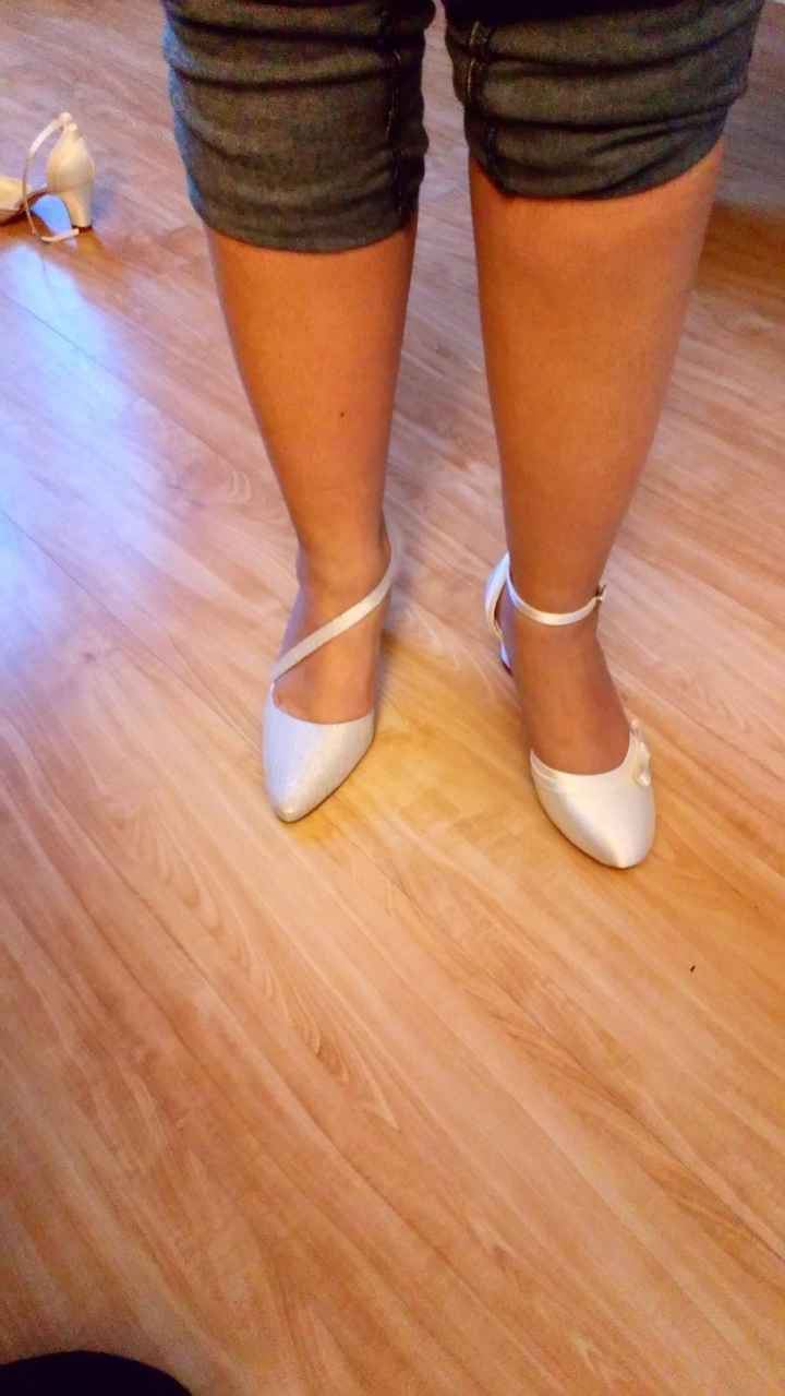 Choix des chaussures