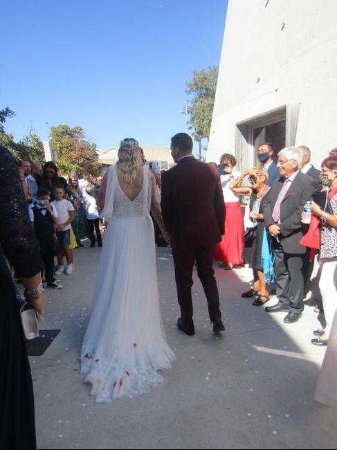 Enfin mariés le 5 Septembre 2020 3