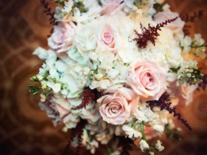 Bouquet  blanc ou bouquet coloré ? 14
