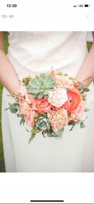 Bouquet  blanc ou bouquet coloré ? 15