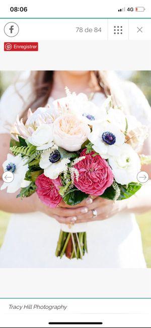 Bouquet  blanc ou bouquet coloré ? 16