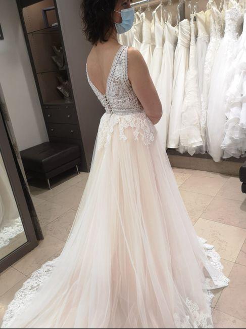 Tu seras une mariée habillée en blanc ou en couleurs ? 3