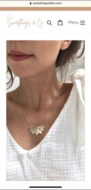 Des bijoux pour un rendu glam chic 3