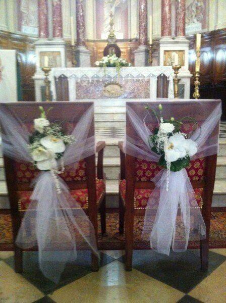 Mon glise quelle d co d coration forum - Decoration eglise pour mariage ...