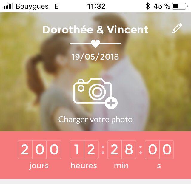 Compte rebours avant le mariage forum - Compte a rebours mariage ...