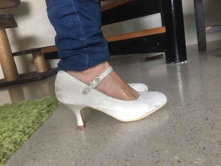 Inspiration chaussures dentelle - 1