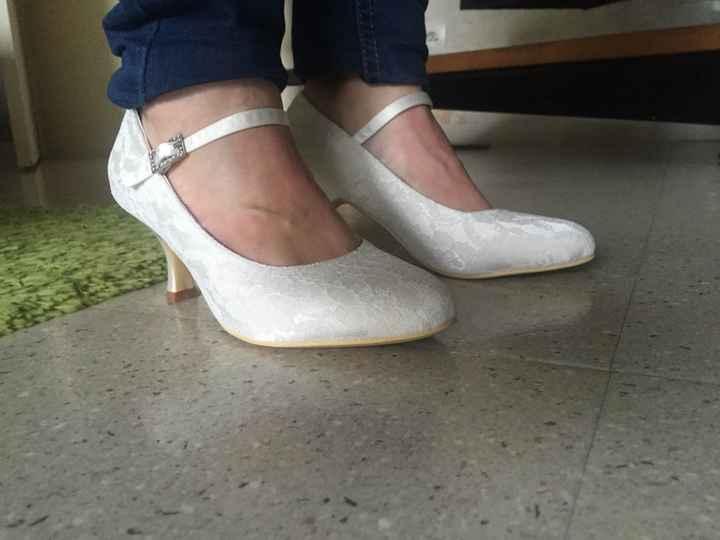 Inspiration chaussures dentelle - 2